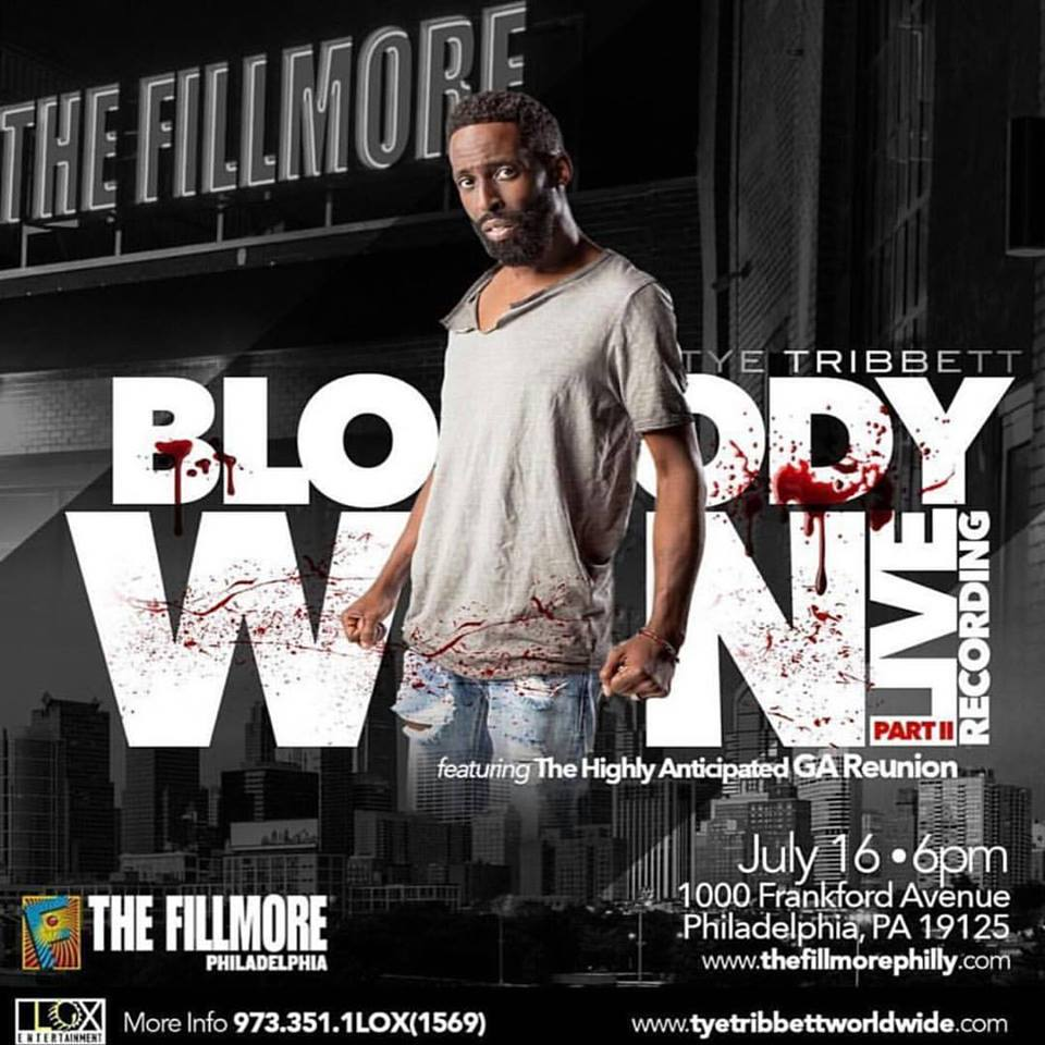 Tye Tribbett's Bloody Win