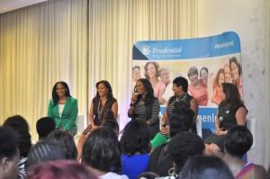 The Leading Ladies panel