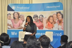 CEO and Founder of The BOSS Network, Cameka Smith