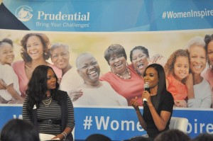 Michelle inspires the ladies about re-branding yourself
