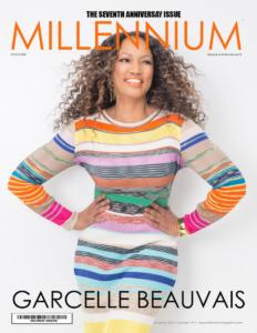 Garcelle Millenium Mag