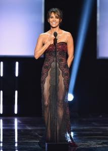 Halle Berry speaks