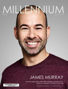 James Murray Millenium Mag