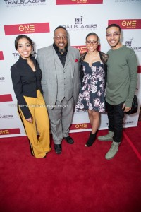 Marvin Sapp and kids