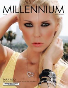 Tara Reid Millenium Mag